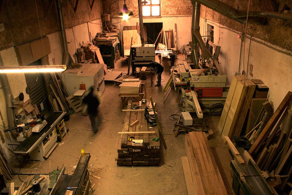 artigiani del legno / Castellammare del Golfo